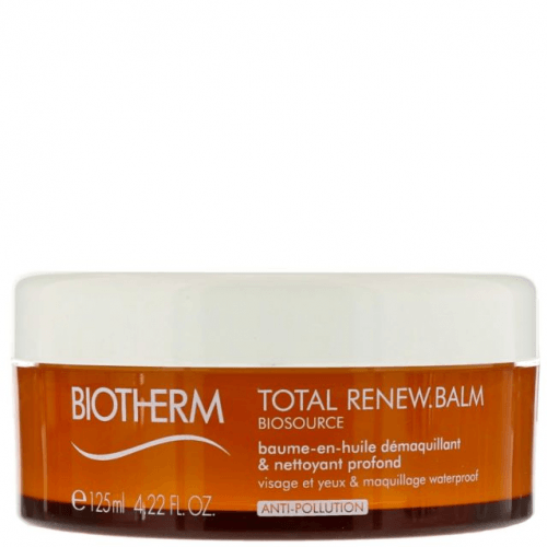Biotherm Total RenewBalm. Balm-To-Oil Limpiador Y Desmaquillante Intenso