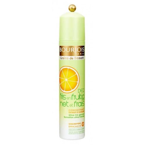 Bourjois Desodorante Spray Fruity For Women