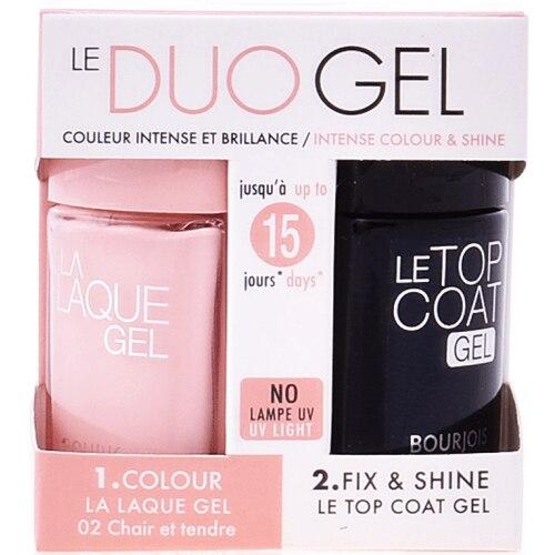 Bourjois Le Duo Gel Lote