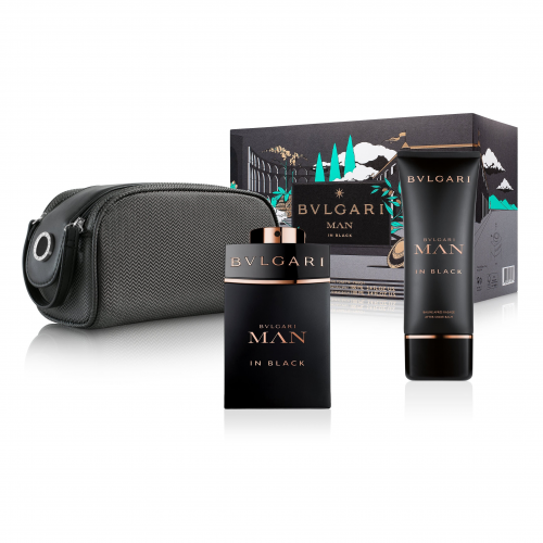 Estuche Bvlgari Man In Black Eau de Parfum 100 ML