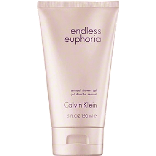 calvin klein euphoria endless sensual shower gel