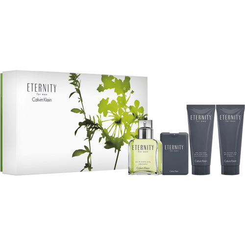 calvin klein estuche eternity for men