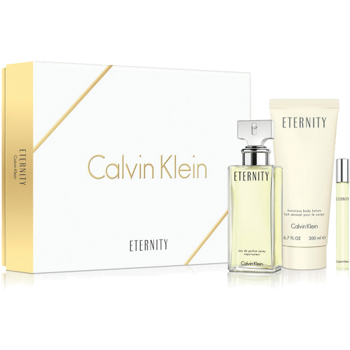 Calvin Klein Estuche Eternity Edp Woman