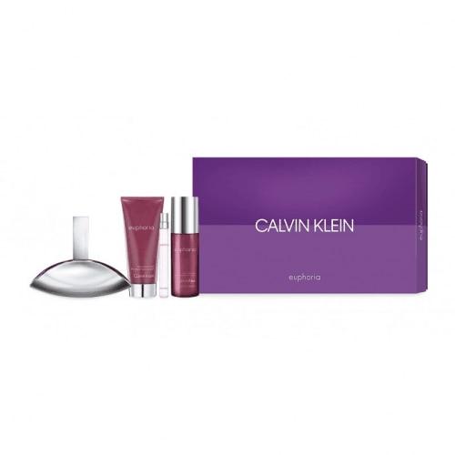 Calvin Klein Cofre Euphoria Woman Eau de Parfum