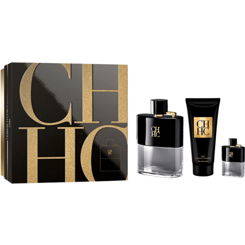 Carolina Herrera Estuche CH Men Privé