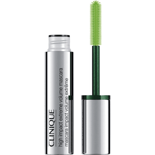 Clinique Máscara de Pestañas Volumen + Rizo + Longitud High Impact Extreme