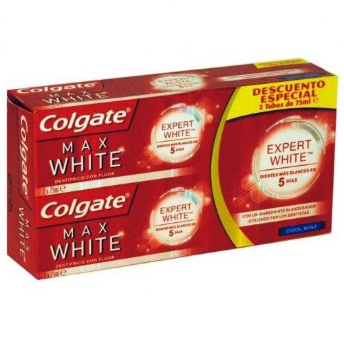 Colgate Dentífrico Max White Expert