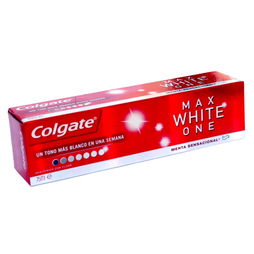 Colgate Pack Especial Max White One