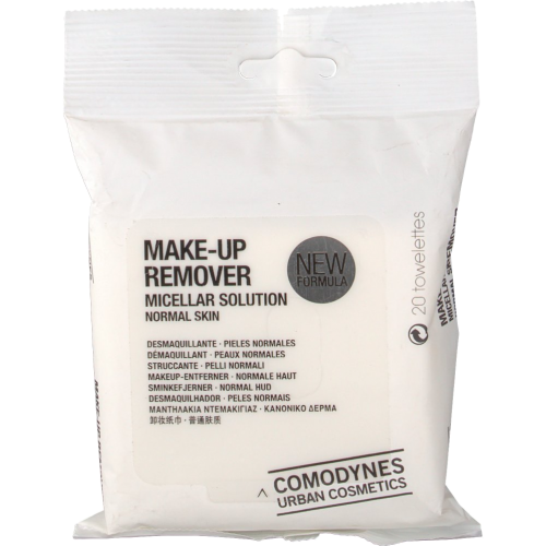 Comodynes Comodynes make up remover normal skin
