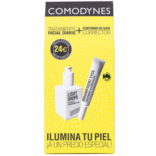 Comodynes Comodynes pack light drops+magnificent eyes