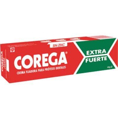 Corega Crema fijadora extra fuerte 75 gr.