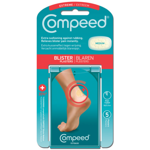 Compeed Apósito ampollas extreme