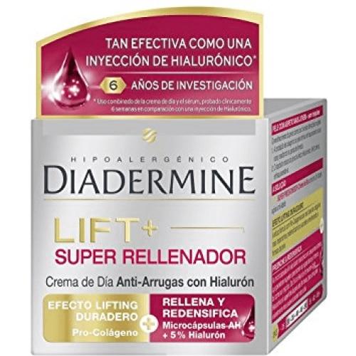 Diadermine Crema De Belleza Lift + Superrellenador Día