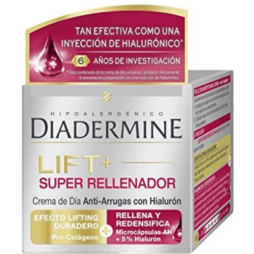 Diadermine Crema De Belleza Lift Más Superrellenador Día