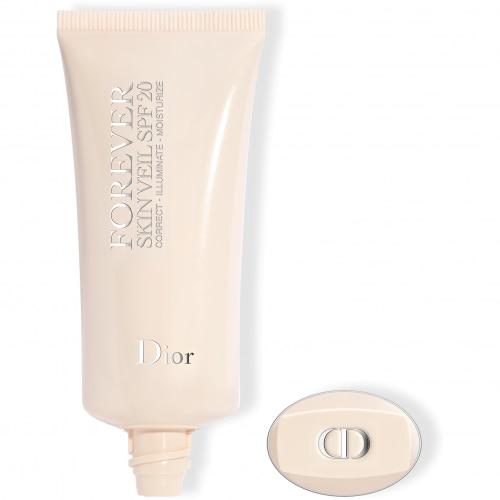 DIOR DIOR FOREVER SKIN VEIL SPF 20<br> Base de maquillaje - corrección, luminosidad, hidratación 24 h