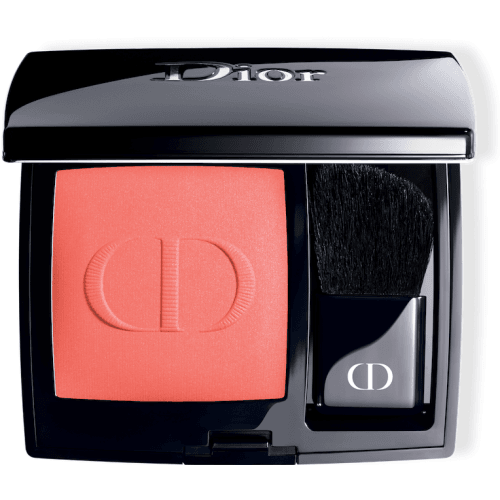 DIOR ROUGE BLUSH<br> Color couture - colorete en polvo de larga duración