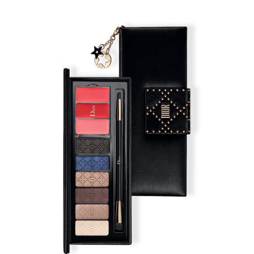 Dior DARING EYE & LIP PALETTE<br> Contraste de colores