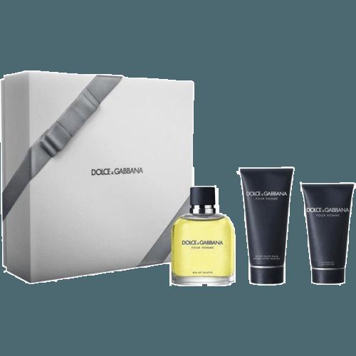 Dolce & Gabbana Estuche D&G Pour Homme Eau de Toilette