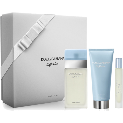 Dolce & Gabbana Estuche D&G Light Blue