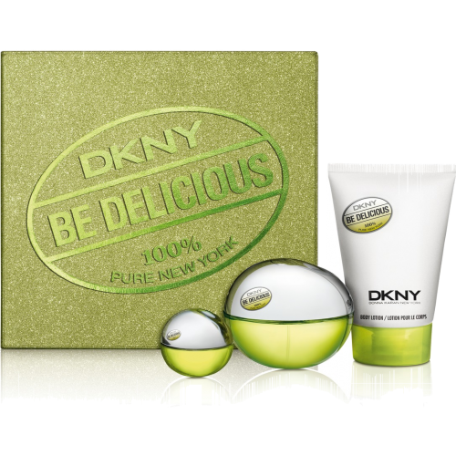 Donna Karan Estuche DKNY Be Delicious edp