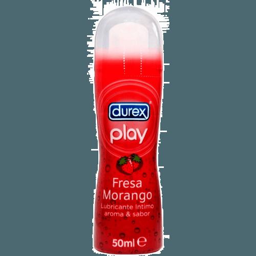 Durex Lubricante íntimo Play Fresa 50 ml.