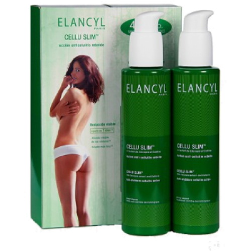 Elancyl Pack elancyl cellu slim duo