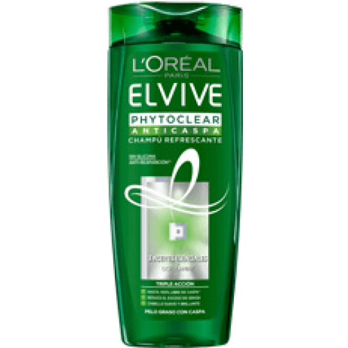 Elvive Champu elvive phytoclear graso