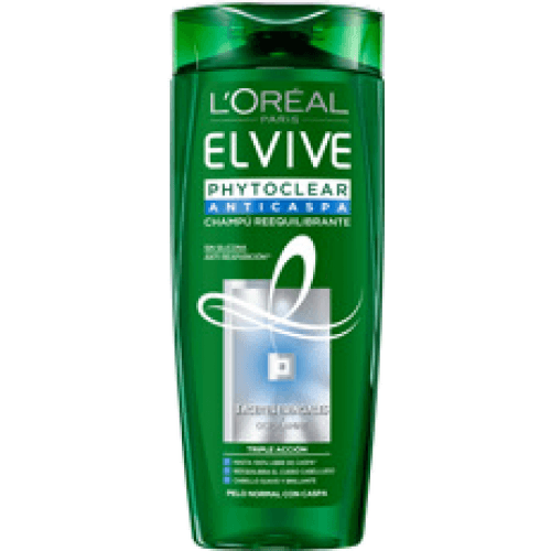 Elvive Champu elvive phytoclear normal