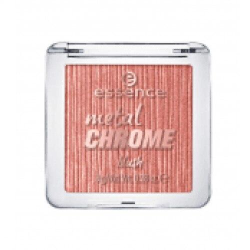 Essence Colorete en Polvo Metal Chrome