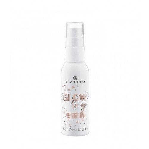 Essence Glow to go spray Fijador Iluminador