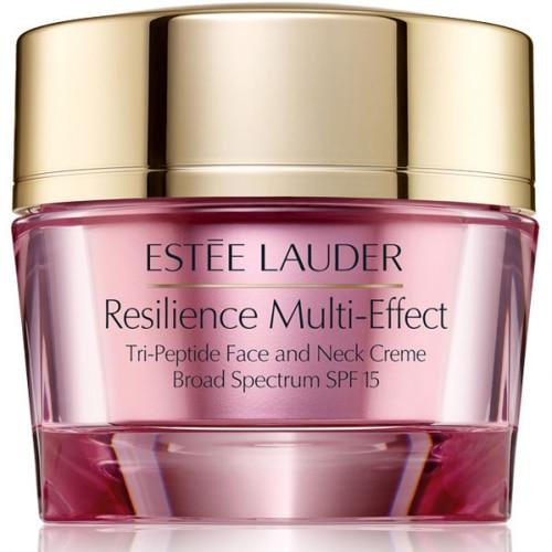 Estee Lauder Resilience Multi-Effect Tri-Peptide Face and Neck Creme SPF 15 Piel Seca