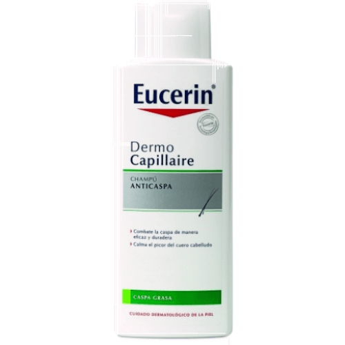 Eucerin Eucerin Champú Anti Caspa Cabello Graso