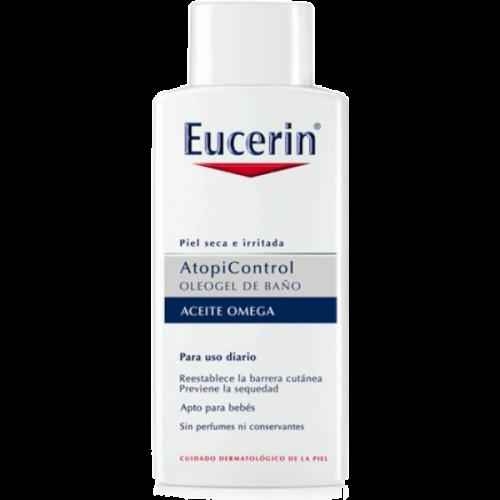 Eucerin Atopicontrol oleo gel de baño