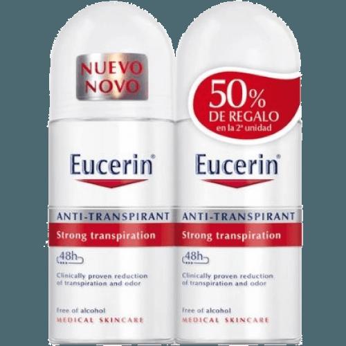 Eucerin Eucerin deo roll-on duplo antitranspirante