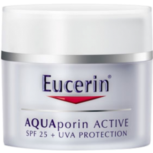 Eucerin Aquaporin Active SPF 25 Más Uva Protection