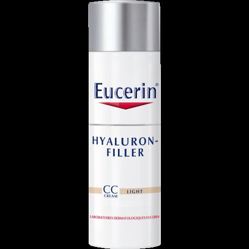 Eucerin Hyaluron Filler CC Cream Tono Claro