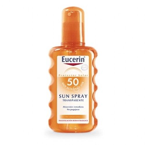 Eucerin Eucerin Sun Spray Transparente FPS 50