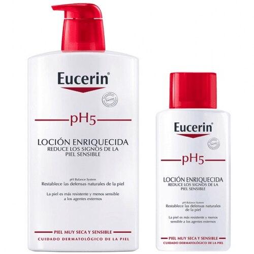 Eucerin Pack Eucerin Ph 5 Loción Enriquecida