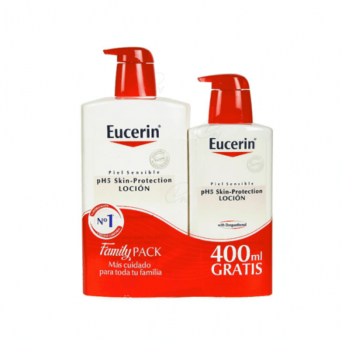 Eucerin Pack PH5 Skin Protection Locion