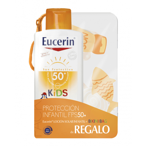 Eucerin Protectora Solar Infantil Kids Sun FPS 50