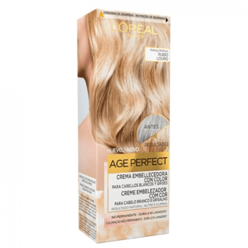 Excellence L´Oréal Age Perfect Crema Embellecedora Rubio