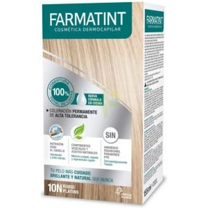Farmatint Farmatint crema 10n rubio platino