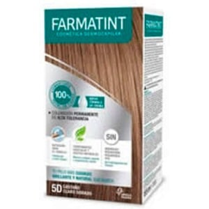 Farmatint Farmatint crema 5d castaño claro dorado