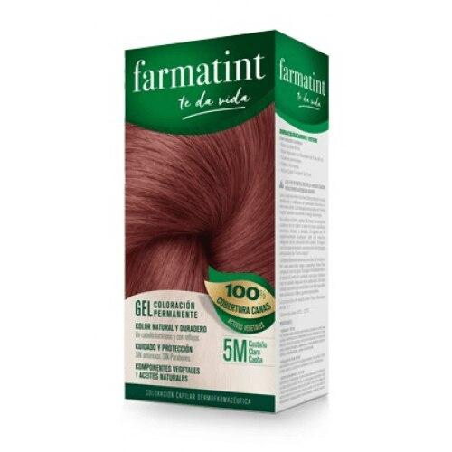 Farmatint Farmatint 5M Castaño Claro Caoba
