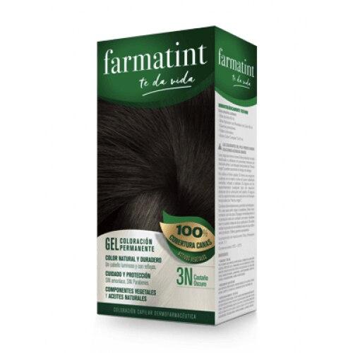 Farmatint Farmatint Gel 3N Castaño Oscuro