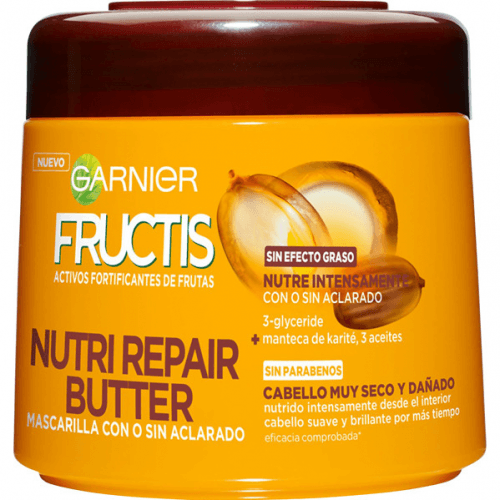 Fructis Mascarilla Fructis Nutri Repair