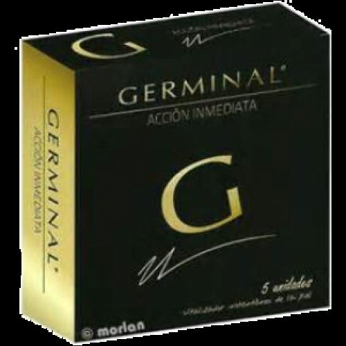 Germinal Ampolla de acción inmediata - 5 und.