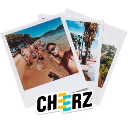 Regalo Bono impresión de 10 fotos en Cheerz