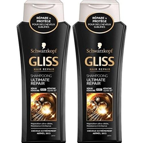 Gliss Pack Champú Ultimate Repair