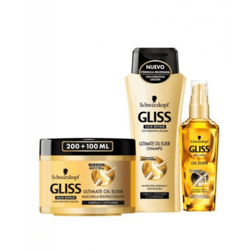 Gliss Pack Gliss Ultimate Oil Elixir